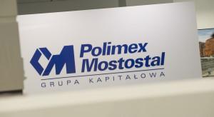 Energetyka pociągnęła w dół wyniki Polimeksu-Mostostalu