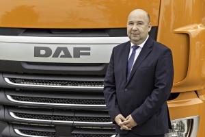 Nowy dyrektor DAF Trucks Polska