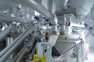 Nowy zakład produkcji betonu GRC Technologie