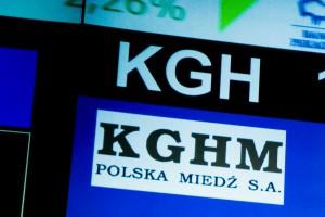 Warszawska giełda zaczęła tydzień na zielono. Liderem KGHM