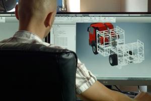 Bielska firma da pracę przy budowie i testowaniu samochodów specjalnych