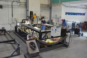 Promotech sprzedał do Niemiec automaty spawalnicze
