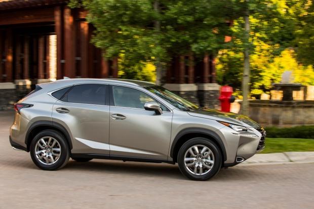 Niby kryzys a Lexus w Rosji kwitnie