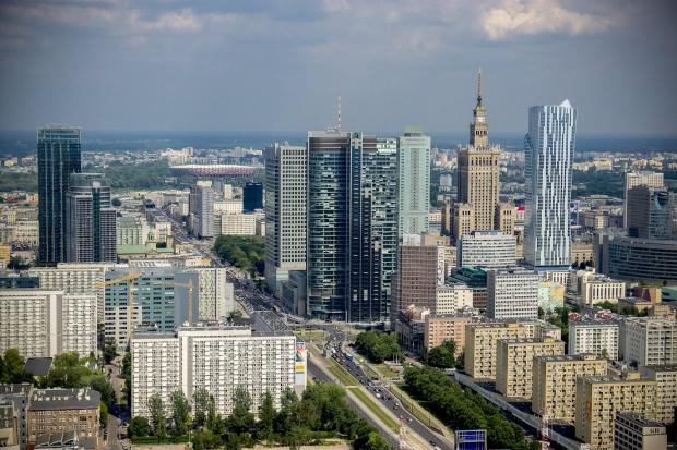 Agencja Moody's podwyższyła perspektywę ratingu Warszawy