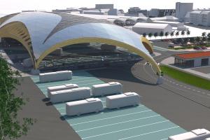 Gliwice wybrały koncepcję centrum przesiadkowego wokół dworca kolejowego