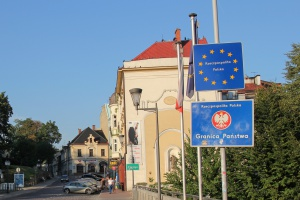 Od piątku zamknięte przejście z Białorusią w Sławatyczach