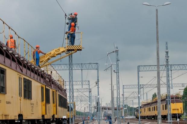 PKP PLK wydadzą 100 mln zł na elektryfikację ważnej linii