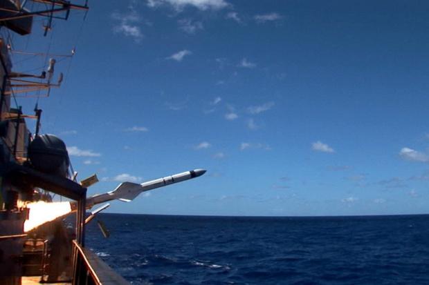 MBDA Italia na dostawę rakiet dla marynarki wojennej Kataru