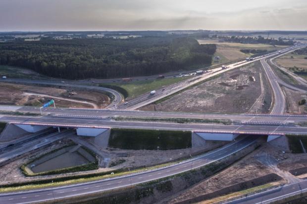 Zbudowana za ponad miliard zł autostrada A1 Stryków – Tuszyn otwarta