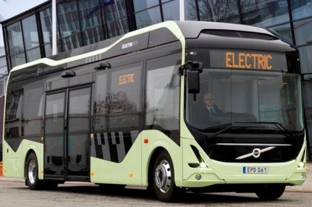 Elektryczne Volvo na testach we Wrocławiu
