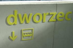 Otwarto po remoncie Dworzec Zachodni PKP w Olsztynie