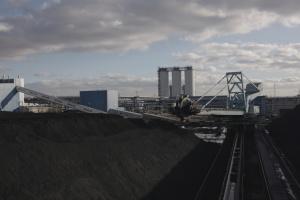 W marcu wzrost produkcji energii z węgla kamiennego o 14,05 proc.