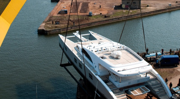 Polska unijną potęgą w eksporcie jachtów