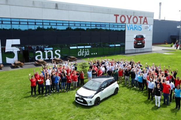 Toyota: 3 miliony Yarisów