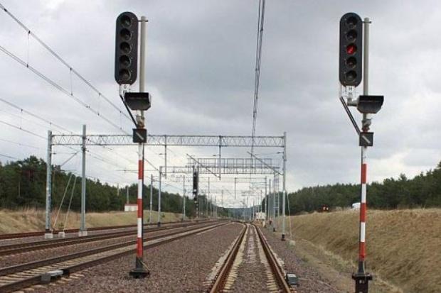 PKP PLK mają oferty na łącznicę do Centralnej Magistrali Kolejowej