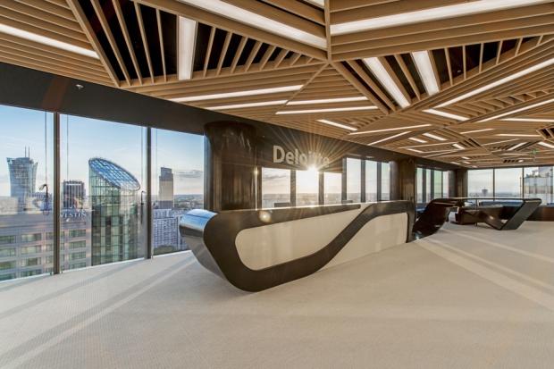 Deloitte wprowadziło się do wieżowca Echo Investment