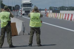 Pierwszy dzień z kontrolami na granicy - zobacz, jak to przebiega