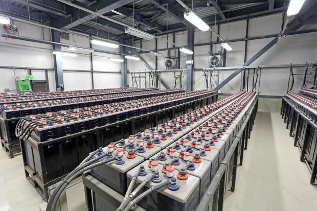 RWE instaluje w Warszawie magazyn energii dla prosumentów