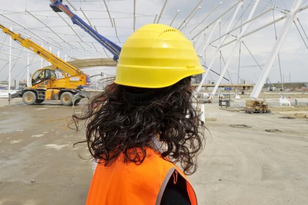 Praca na budowie nie tylko dla mężczyzn. W Skanska już co czwarty inżynier to kobieta