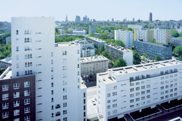 Echo Investment mocno rośnie w mieszkaniówce