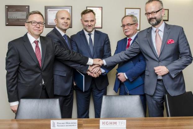 PHN wybuduje z KGHM TFI biurowce w centrum Wrocławia