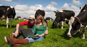 Rolnicy coraz częściej korzystają ze wsparcia IT