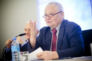 Prof. Glapiński: do końca 2018 roku stopy procentowe bez zmian