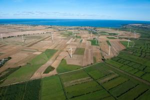 Wiatr napędził wyniki Grupy Polenergia