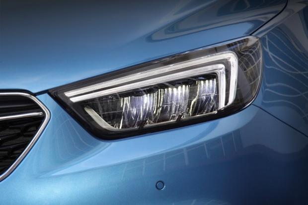 Opel wprowadza system świateł AFL LED do nowych modeli