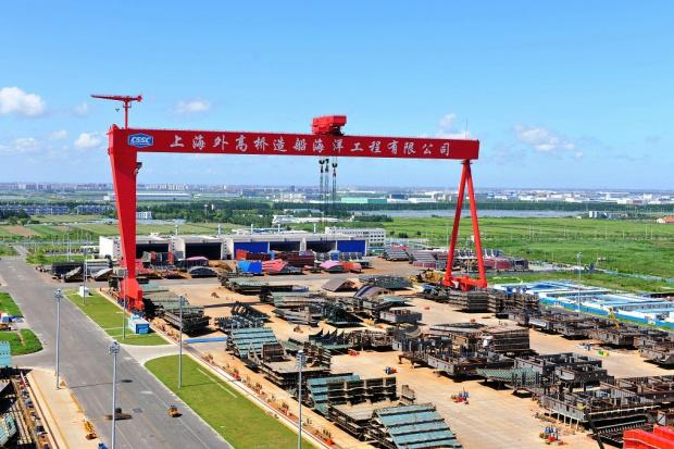 Chińskie stocznie wchodzą w segment high-tech