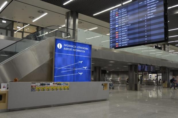 Koniec drugiego etapu rozbudowy krakowskiego lotniska