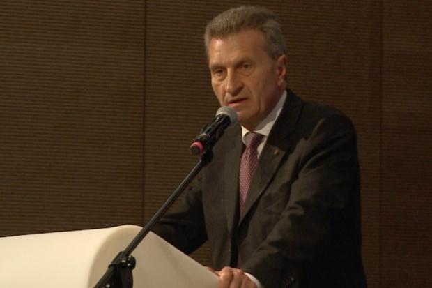 KE: Oettinger tymczasowo przejmie kontrolę nad unijnym budżetem