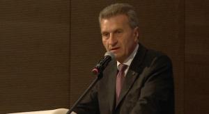 Komisarz Oettinger: Unia przynosi korzyści Włochom