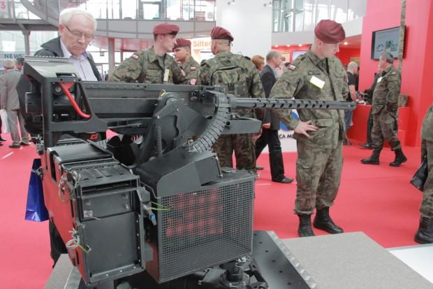 Polska wśród krajów najszybciej zwiększających wydatki na obronę