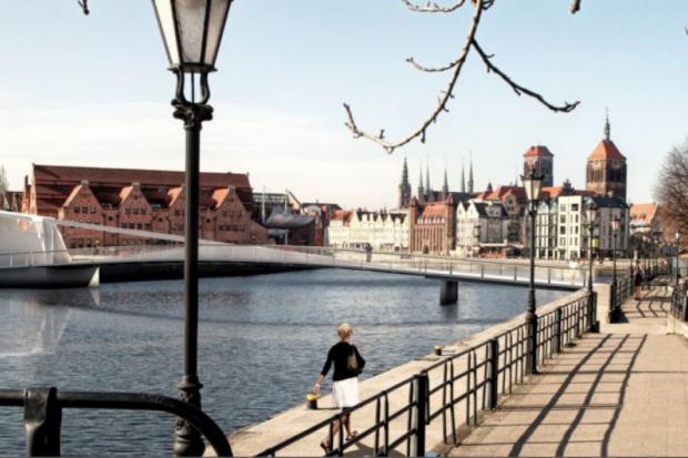 Gdańsk: Budowa kładki nad Motławą ruszy lada dzień