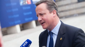 Premier Szydło z Cameronem  m.in. o sytuacji Polaków w Wlk. Brytanii