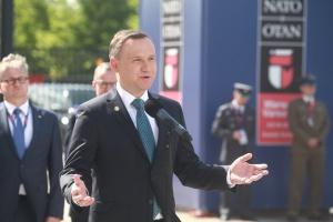 Zdjęcie numer 2 - galeria: Szczyt NATO w Warszawie: ponad 2 tys. delegatów, 18 prezydentów, 21 szefów rządów