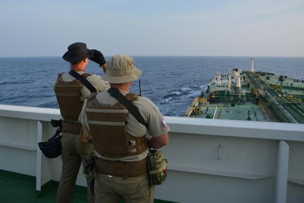 Piractwo somalijskie kosztuje spółki żeglugowe 1,7 mld dolarów