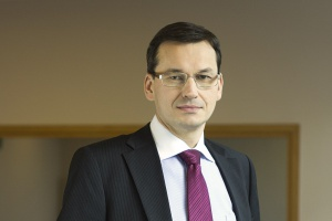 Morawiecki: w końcówce roku odbicie w inwestycjach