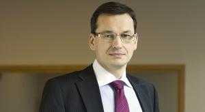 Morawiecki: reindustrializacja przez oddolną przedsiębiorczość