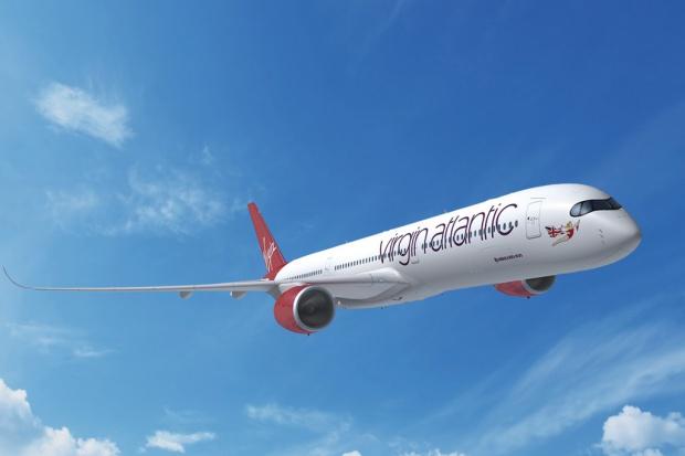 Virgin Atlantic polata na Airbusach