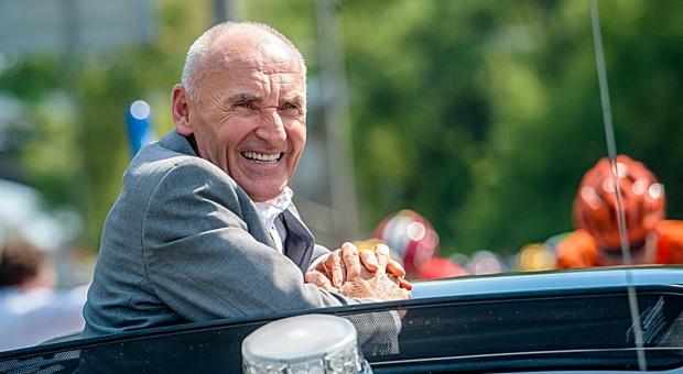 Czesław Lang: promocja poprzez Tour de Pologne to dobrze zainwestowane pieniądze