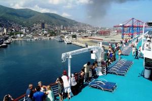 Główne porty Wenezueli pod zarządem wojskowym