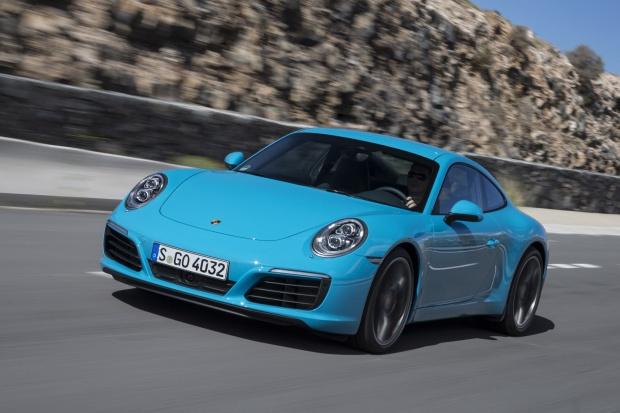 Porsche 911 na czele rankingu jakości J.D. Power Quality Study