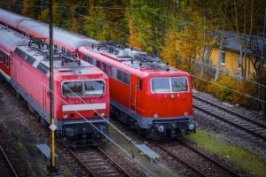 Digitalizacja pomoże poprawić efektywność pracy lokomotyw