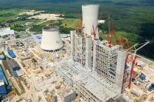 Budowa bloków w elektrowni Opole zrealizowana w 60 proc.