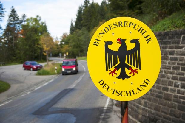 Z powodu uchodźców Niemcy wzmocniły kontrole na granicy ze Szwajcarią
