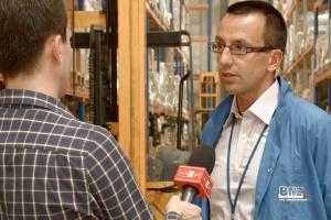 Maciej Gajda BMZ Poland. Fot. PTWP