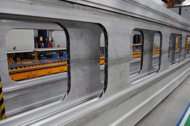 Holendrzy kupują pociągi produkowane w Polsce