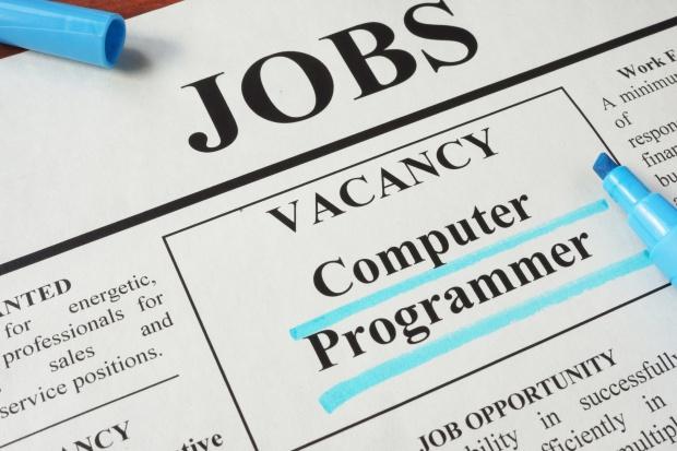 Praca dla programistów do wzięcia od zaraz